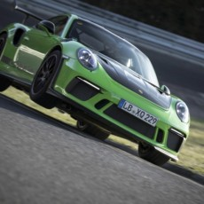 RWD Record Back-up Plan: Porsche 911 GT3 RS Cracks 'ring in 6:56.4
