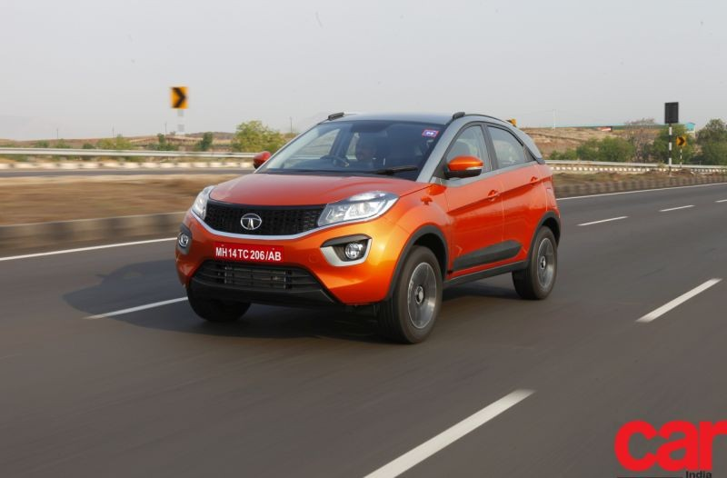 Top Five Features of Tata Nexon HyprDrive Self-Shift Gears