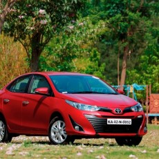 Toyota Yaris Prices Announced