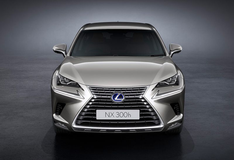 Lexus NX 300h Deliveries Begin