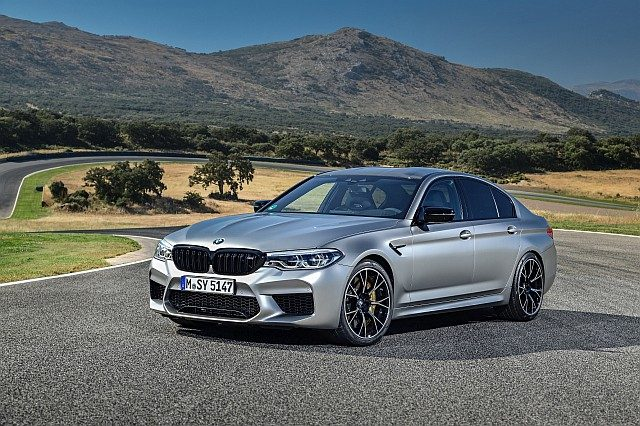 02 Image - The new BMW M5 Competition WEB