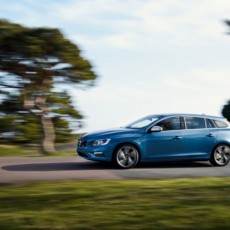 Volvo V60 D6 Plug-in Hybrid First Drive Review – Swedish Alternative Metal
