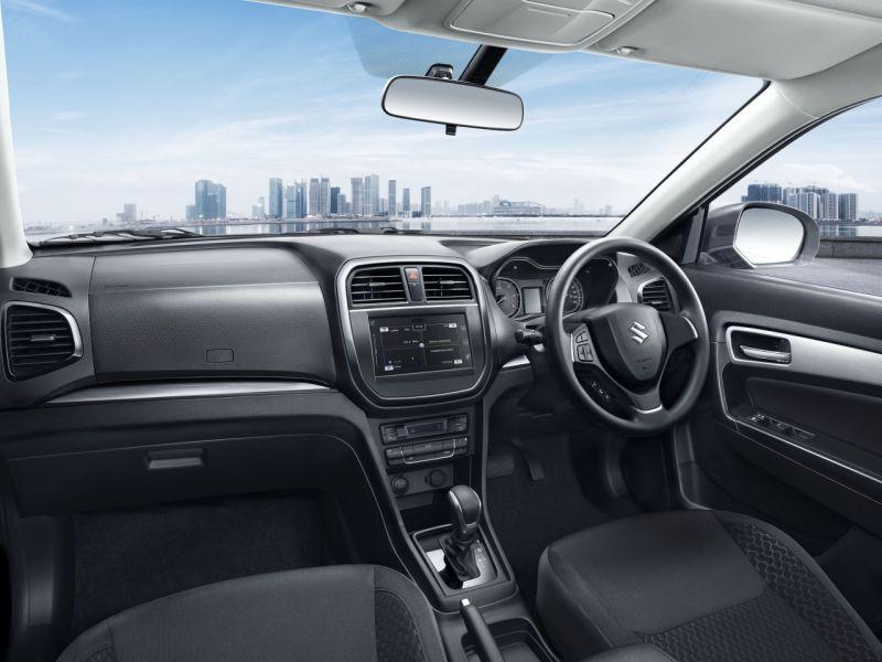 2018 Maruti Suzuki Vitara Brezza AGS Launch Price