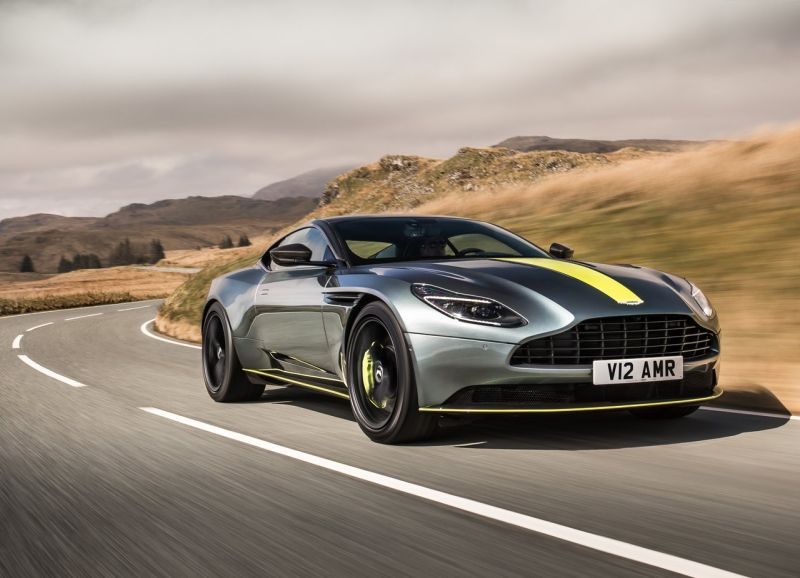 We talk about the newly released Aston Martin DB11 AMR