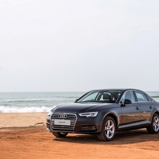 Audi 'You Blink You Lose' Campaign