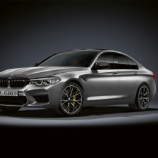 Competition Check: New BMW M5 Competition Unveiled