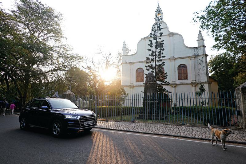 Car India Audi Q5 travelogue to Kochi (3)