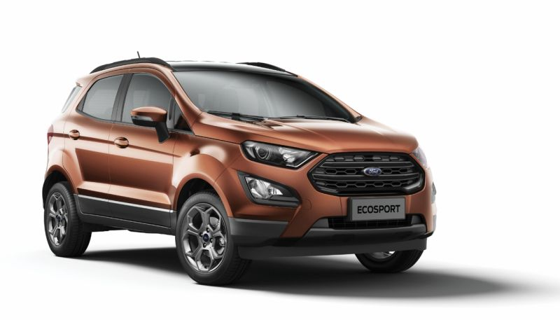 Ford launch two new variants of the EcoSport