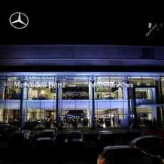 Mercedes-Benz Expand in Ahmedabad with World-class Facility