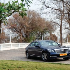 Mercedes-Benz S 350 d L Road Test Review – Passing the Torch