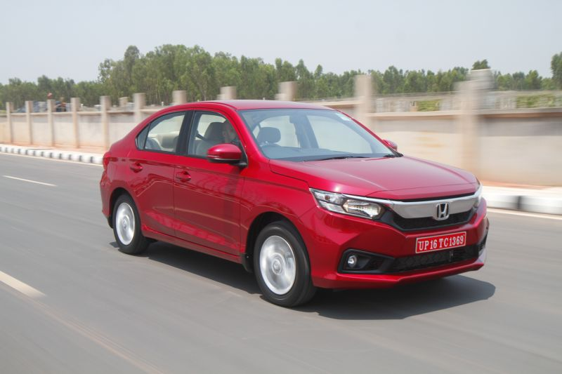 New 2018 Honda Amaze first drive review in India-M1