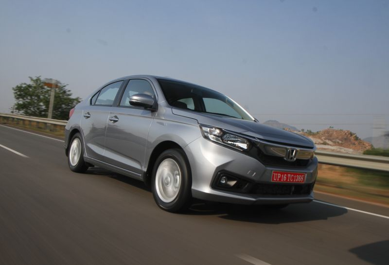 New 2018 Honda Amaze first drive review in India-M2