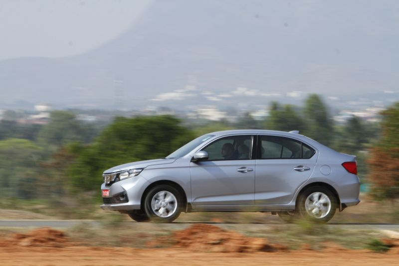 New 2018 Honda Amaze first drive review in India