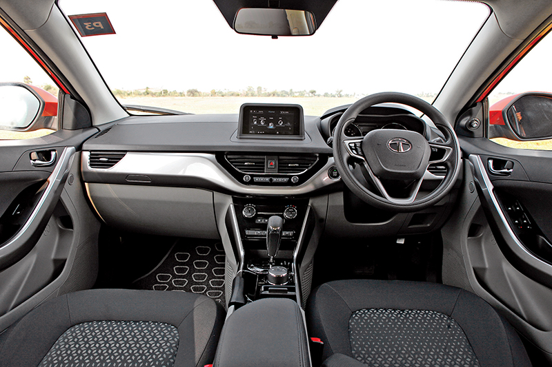 New Tata Nexon AMT Review Car India