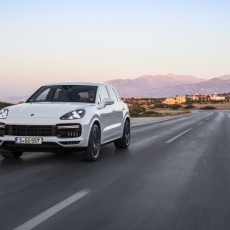 Porsche Cayenne Turbo Bookings Open