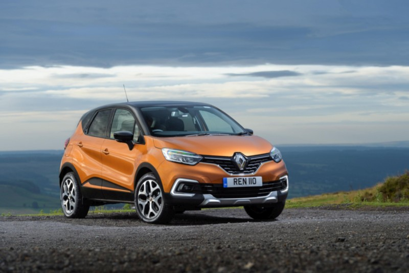 We take a look at what is new about the 2018 Renault Captur