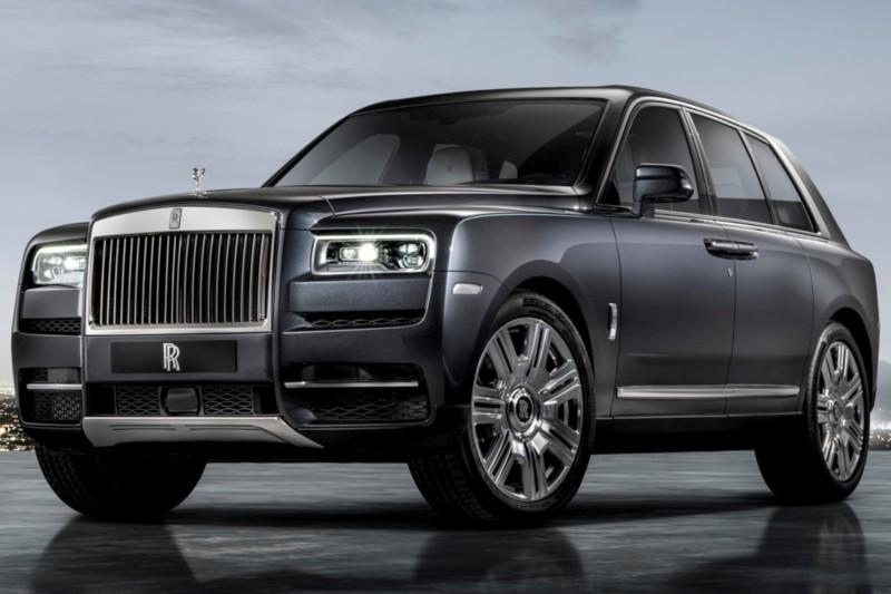 Rolls-Royce Cullinan 2019 1 web