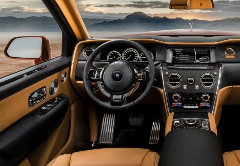 Rolls-Royce Cullinan 2019 2 web