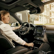 Volvo Cars to get Android; Begin Vehicle Data Sharing