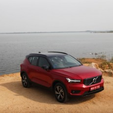 Volvo XC40 D4 AWD R-Design India First Drive Review