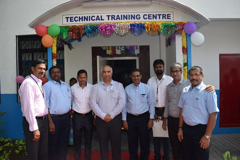 Fords opens a new state of the art training centre in chennai