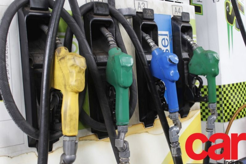 Petrol prices have increased again for the fourth time this year already