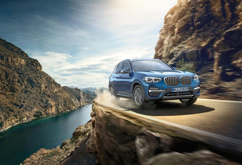 BMW X3 30i Petrol Launched in India