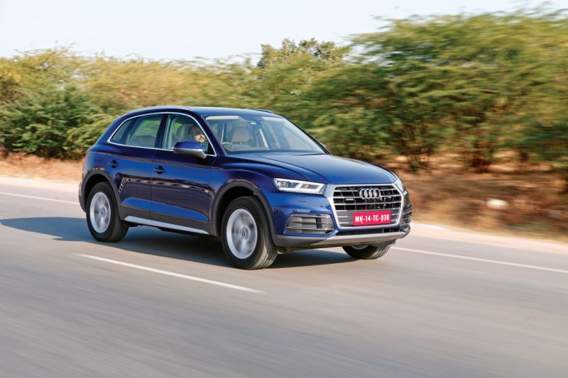 Audi Q5 2.0 TDI – Road Test Review