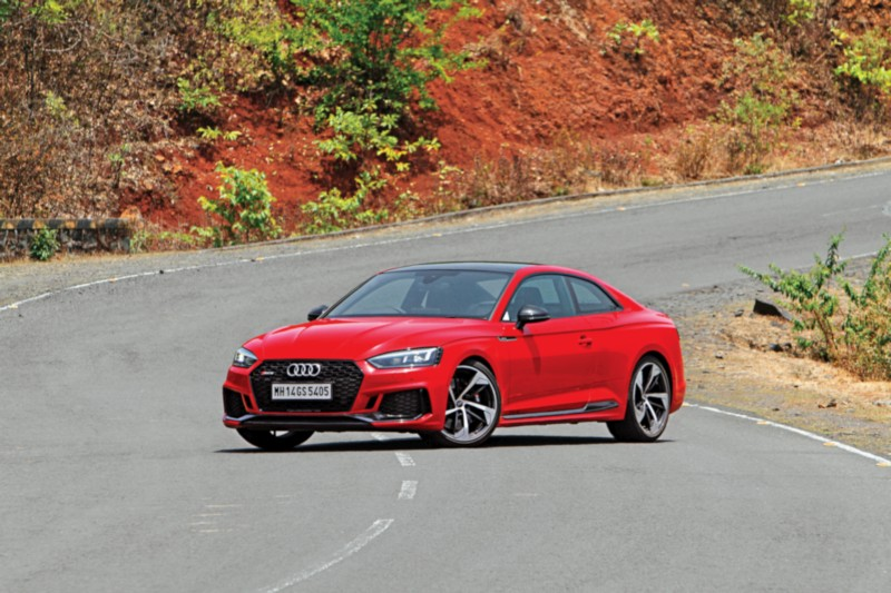 Audi RS 5 Coupe road test review