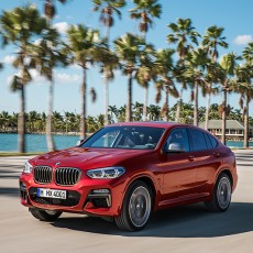 BMW X4 Coming in 2019