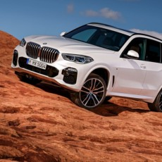 All-new BMW X5 Revealed