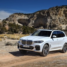 New BMW X5 Launch in India