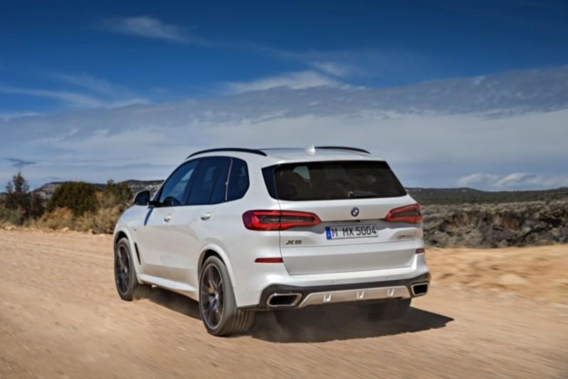 2019 BMW X5 luxury SUV