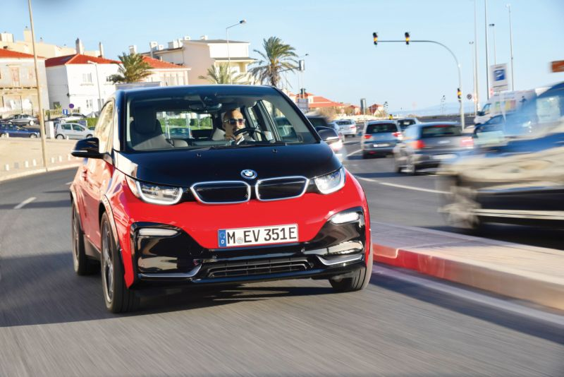 BMW i3s First Drive Review