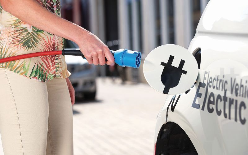 Bosch powering electric cars of the future