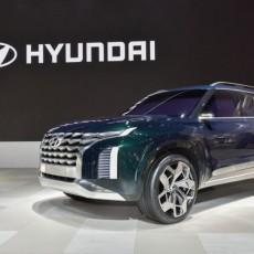 New Hyundai Grandmaster Concept Unveiled at 2018 Busan Motor Show