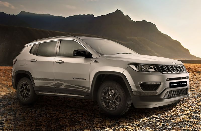 Jeep Compass Crosses 25,000 Sales Mark in India