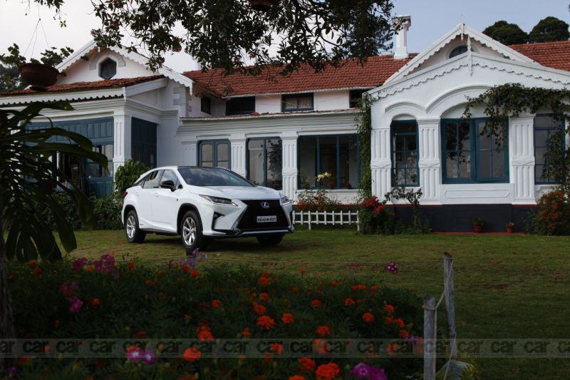 Lexus first drive review in India