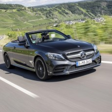 Mercedes-AMG C 43 4MATIC Range First Drive Review