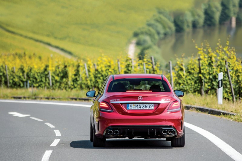Die neue Mercedes-Benz C-Klasse, Luxemburg & Moselregion 2018 // The new Mercedes-Benz C-Class, Luxembourg & Moselle region 2018