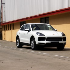 Sneak Peek: Porsche Cayenne V6 in India