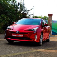 EcoMobile 4.0: Toyota Prius First Drive
