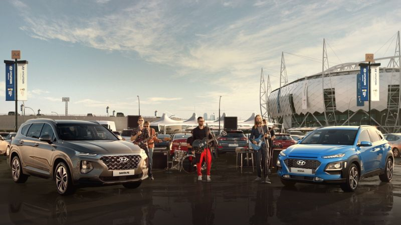 Hyundai and Maroon 5 Opt for a Bob Marley Song for the FIFA World Cup Advertisement