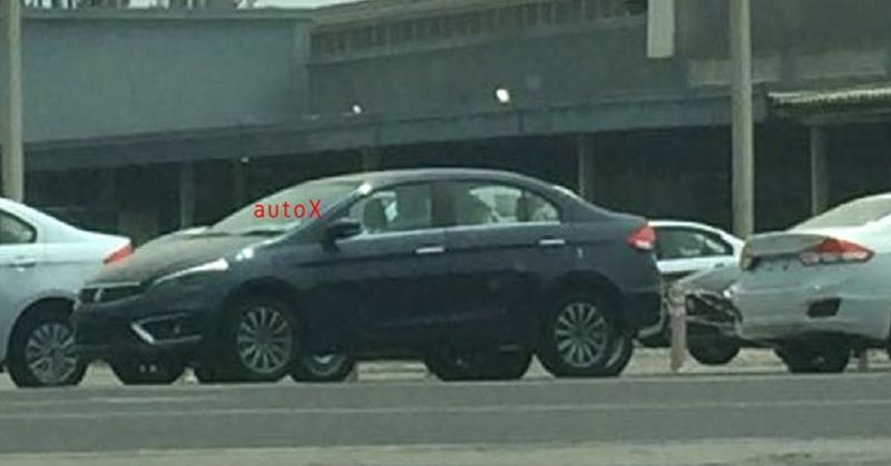 Maruti Suzuki Ciaz is getting a facelift and maybe an engine update to keep up with other cars in its segment
