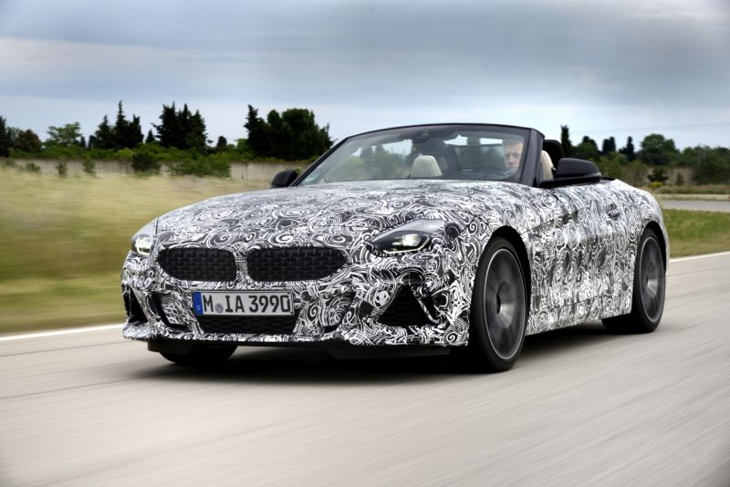 All New BMW Z4 – Dynamic Dynamite?