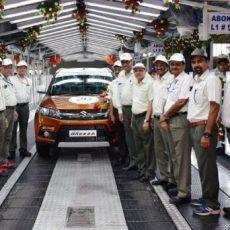 Maruti Suzuki Achieve Production Milestone Of 20 Million Vehicles