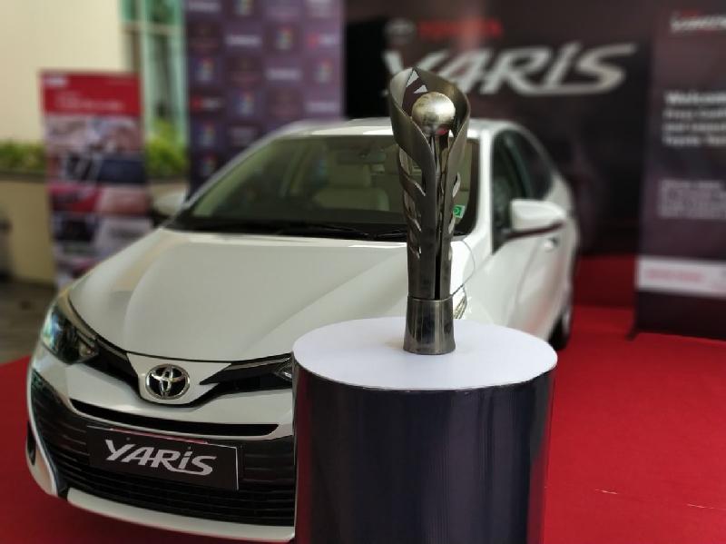 2018 Toyota Yaris La Liga World web 1
