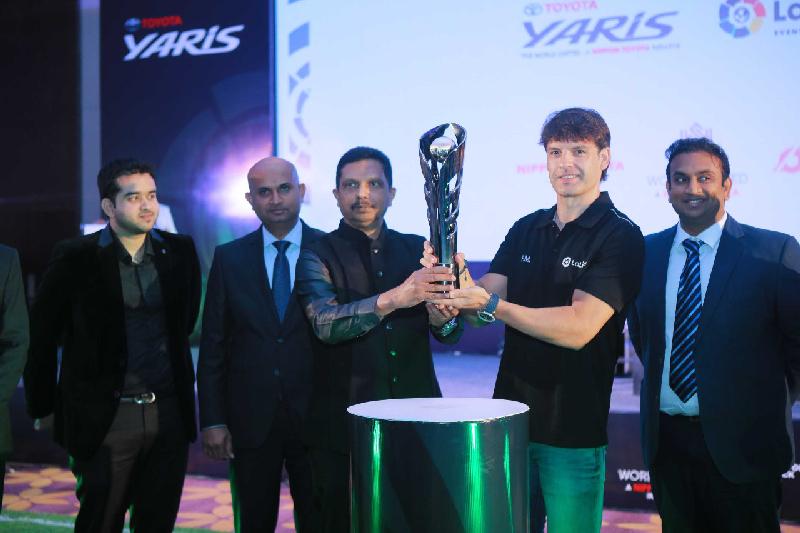 2018 Toyota Yaris La Liga World web 2