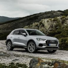 Second-Gen Audi Q3 Unveiled