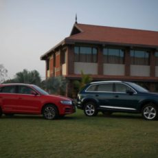 Audi Design Edition Q3 and Q7 Launched